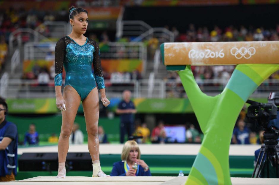 Gómez tuvo su segunda participación olímpica, tras Londres 2012.  (Foto: Aldo Martínez/Enviado Nuestro Diario)