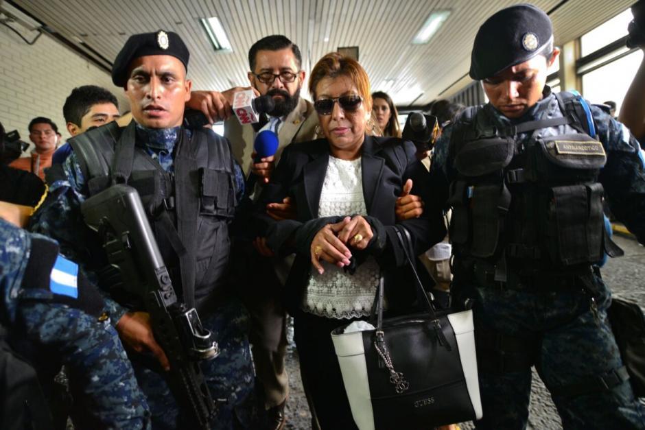 Aparentemente de De León estaría involucrada en un caso de corrupción.  (Foto: Wilder López/Soy502)