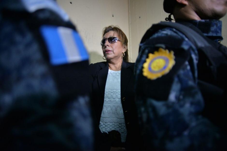 Anabella de León dijo ser inocente de lo que se le acusa. (Foto: Wilder López/Soy502)