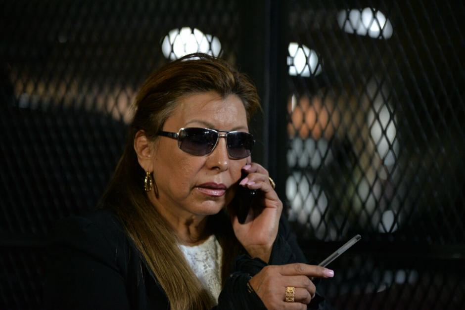 Anabella de León señaló que su captura es ilegal. (Foto: Wilder López/Soy502)
