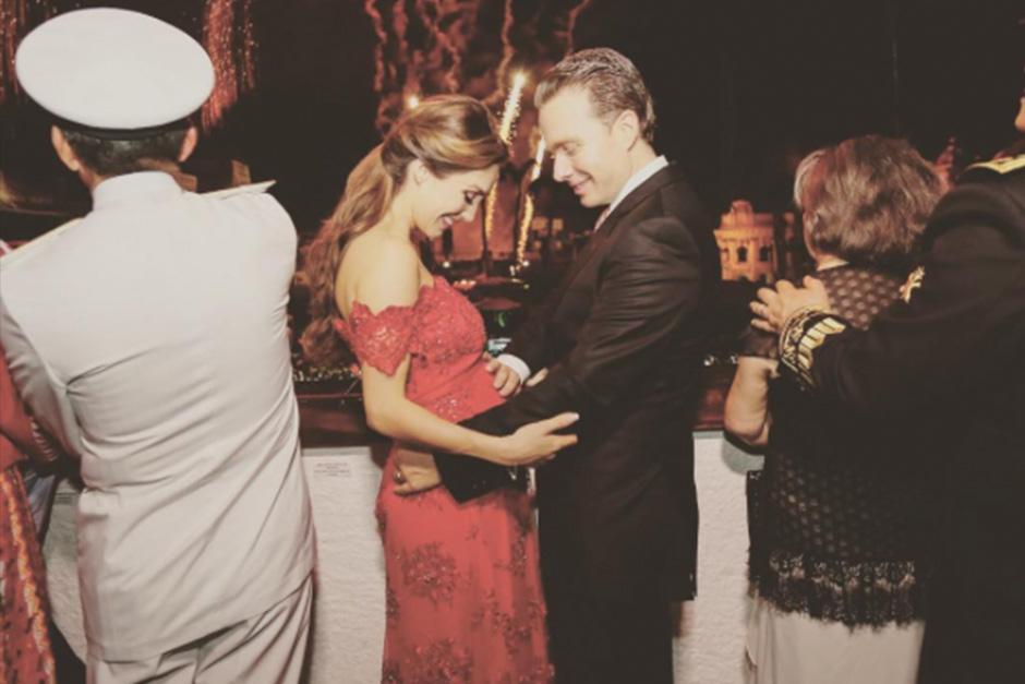 La cantante y ex integrante de RBD se casó en abril de 2015 con Manuel Velasco. (Foto: Instagram)