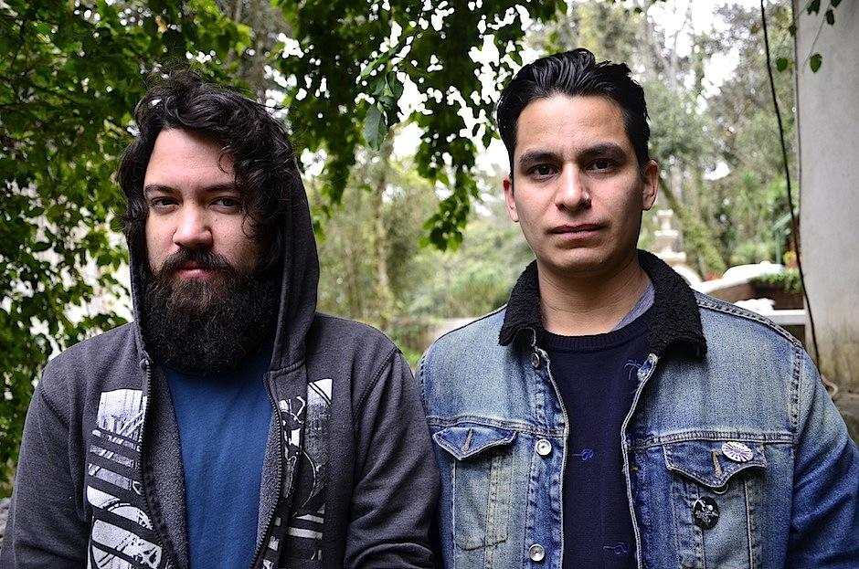 Los artistas invitan a sus colegas a unirse a más proyectos musicales. (Foto: Selene Mejía/Soy502)