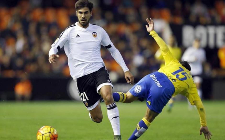 André Gomes jugó la última temporada con el Valencia. (Foto: Valencia FC)