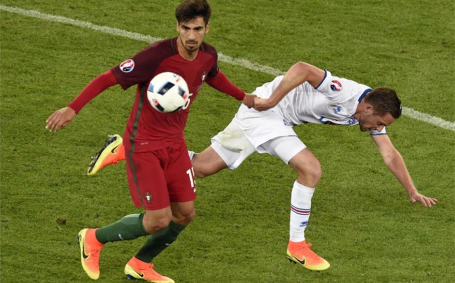 André Gomez fue parte del campeón de la Euro 2016. (Foto: EFE)