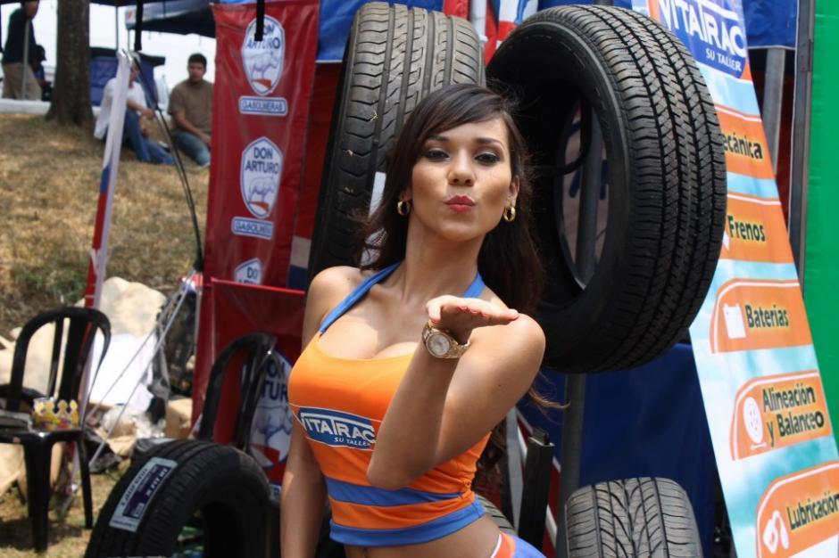 La modelo era muy conocida en Guatemala. (Foto: Antorcha Deportiva)