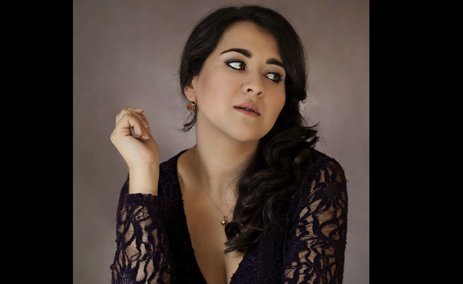 Su voz ha sido ovacionada en varios países europeos. (Foto: Adriana González)