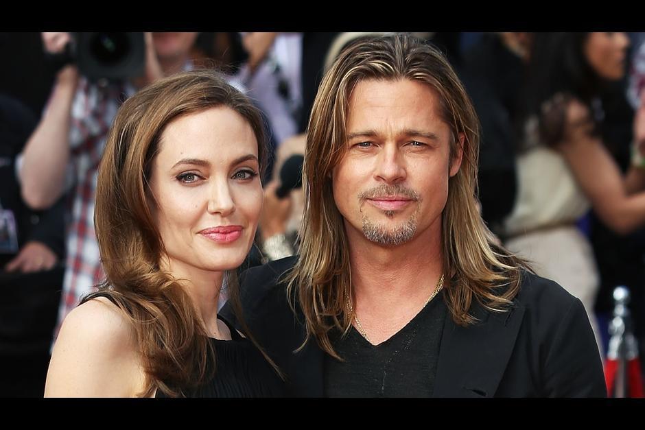 Angelina Jolie y Brad Pitt se separan. (Foto: ibtimes.com)