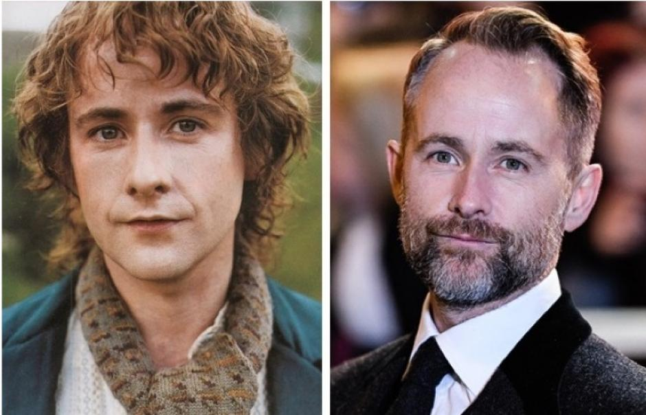 Pipin - Billy Boyd. (Foto: Warner bros)