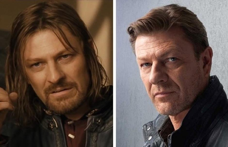 Boromir fue interpretado por Sean Bean. (Foto: Warner bros)