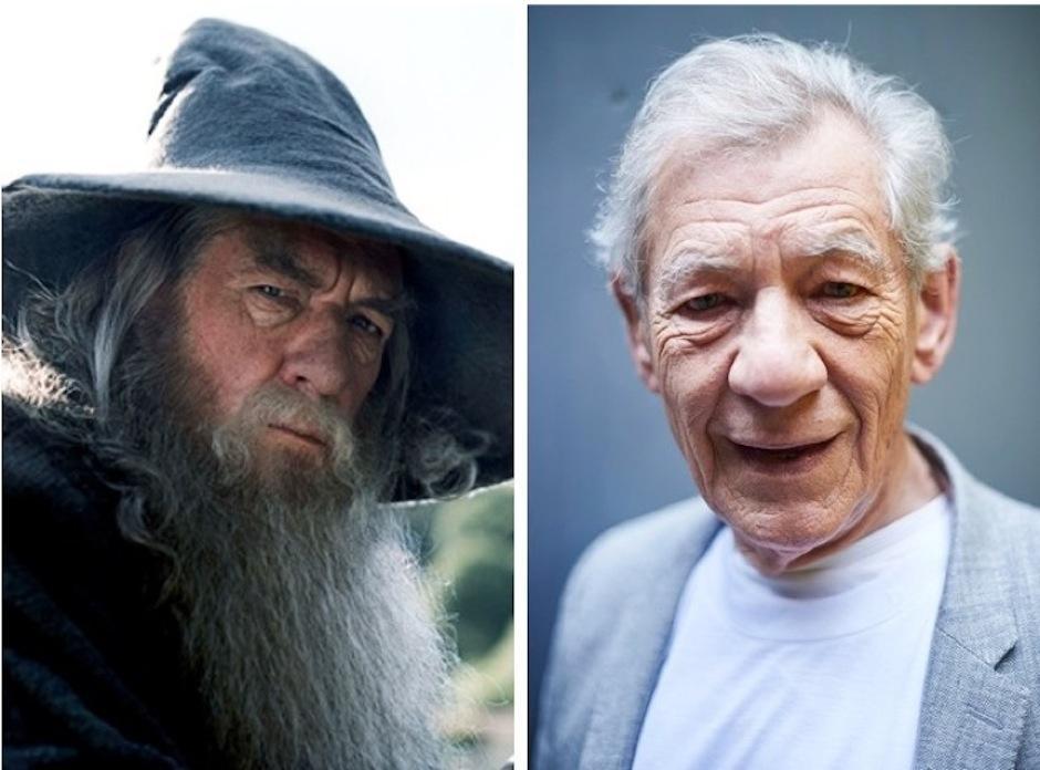 Gandalf  - Ian Mckellen. (Foto: Warner bros)