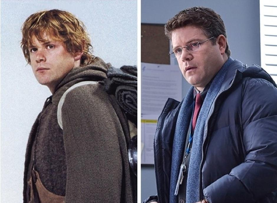 Sean Astin interpretó a Sam. (Foto: Warner bros)