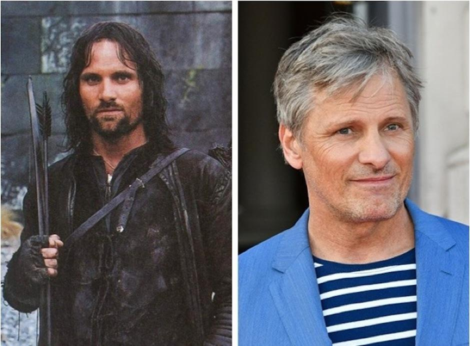 Aragorn fue interpretado por el actor Viggo Mortensen. (Foto: Warner bros)