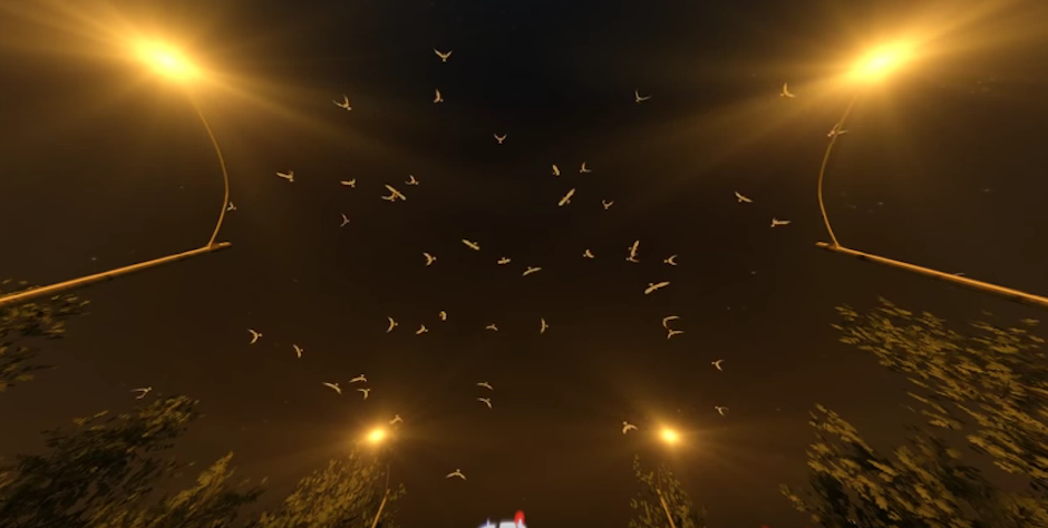Especies de aves migratorias e insectos mueren por esta causa. (Foto: youtube)
