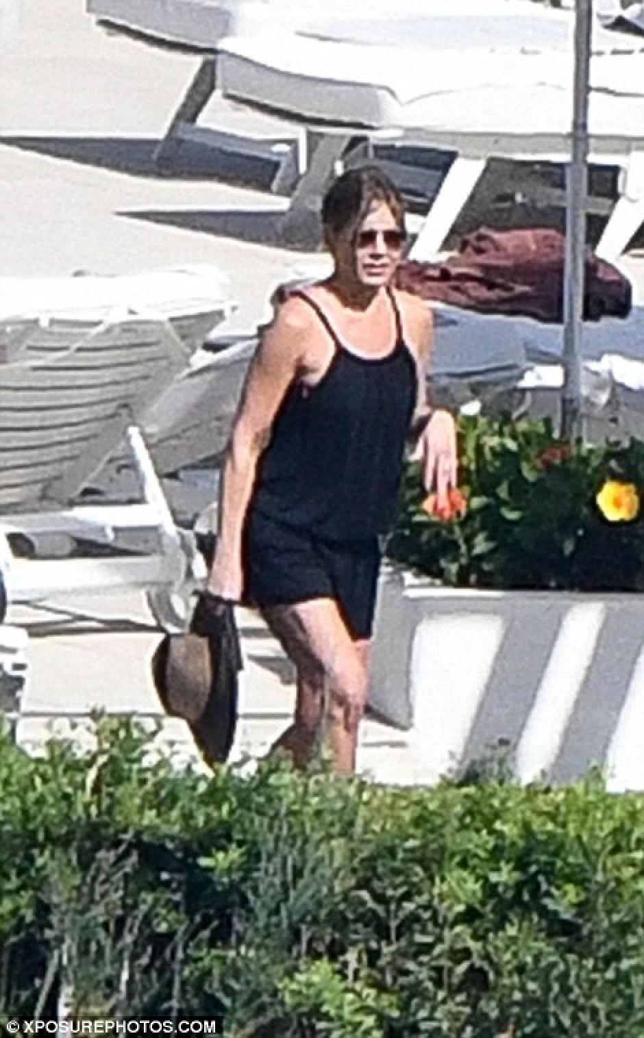 Aniston pasa por un buen momento en su vida. (Foto: xposue.com)
