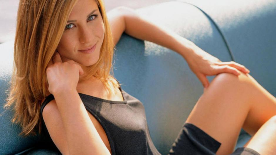 Aniston se ríe de las críticas. (Foto: elsalvador.com)