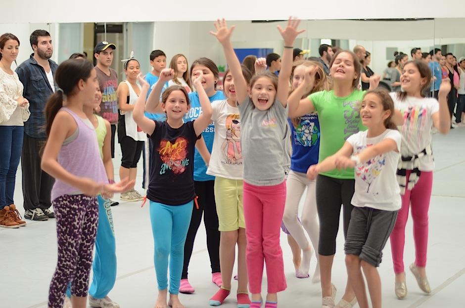 """Un total de 43 actores y 5 músicos participarán en """"Annie. El Musical"""". (Foto: Selene Mejía/Soy502)"""
