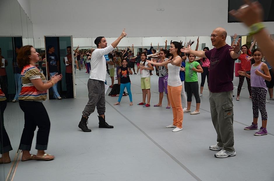 """""""Annie. El Musical"""" es la puesta en escena a beneficio de Fundaniñas. (Foto: Selene Mejía/Soy502)"""