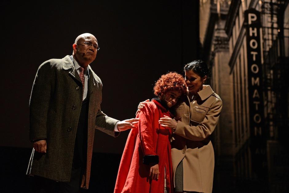 Actores de primer nivel componen este musical. (Foto: Esteban Biba/Soy502)