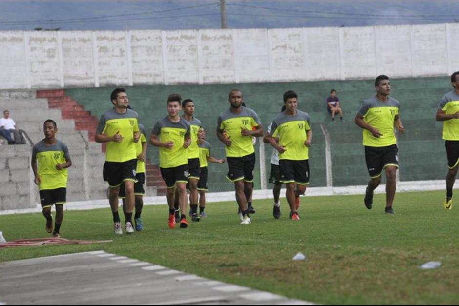 Antigua GFC liga de Campeones de Concacaf foto