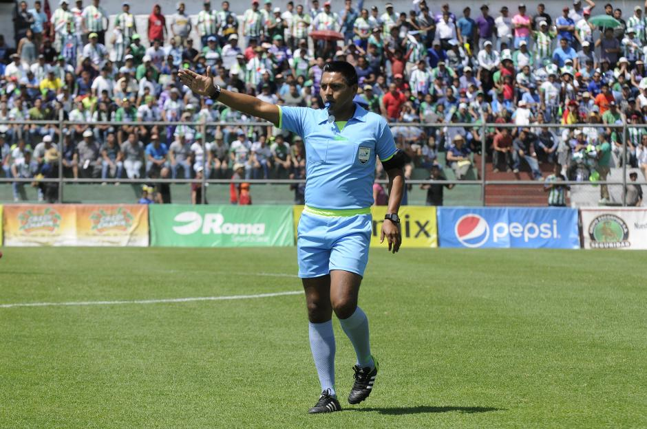Brayan lópez sanción a Antigua GFc foto