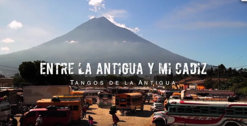 Se trata de Entre la Antigua y mi Cádiz, un tema al ritmo del flamenco. (Foto: Youtube)