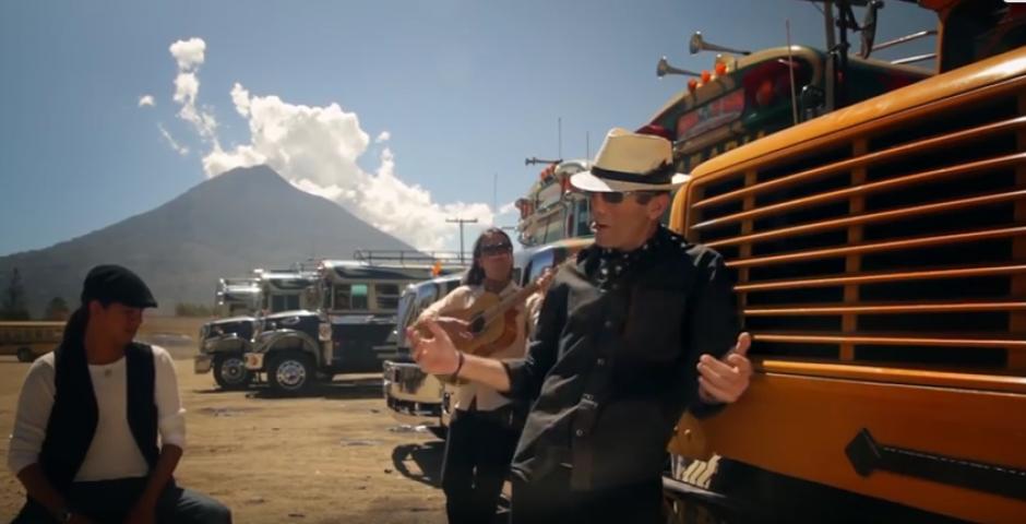 Este es un reflejo del amor de los extranjeros por Guatemala. (Foto: Youtube)