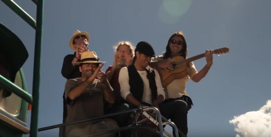 Esta es una de las pocas ocasiones que el flamenco se mezcla con la cultura guatemalteca. (Foto: Youtube)