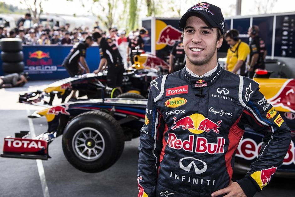 Antonio Félix da Costa, Red Bull, F1