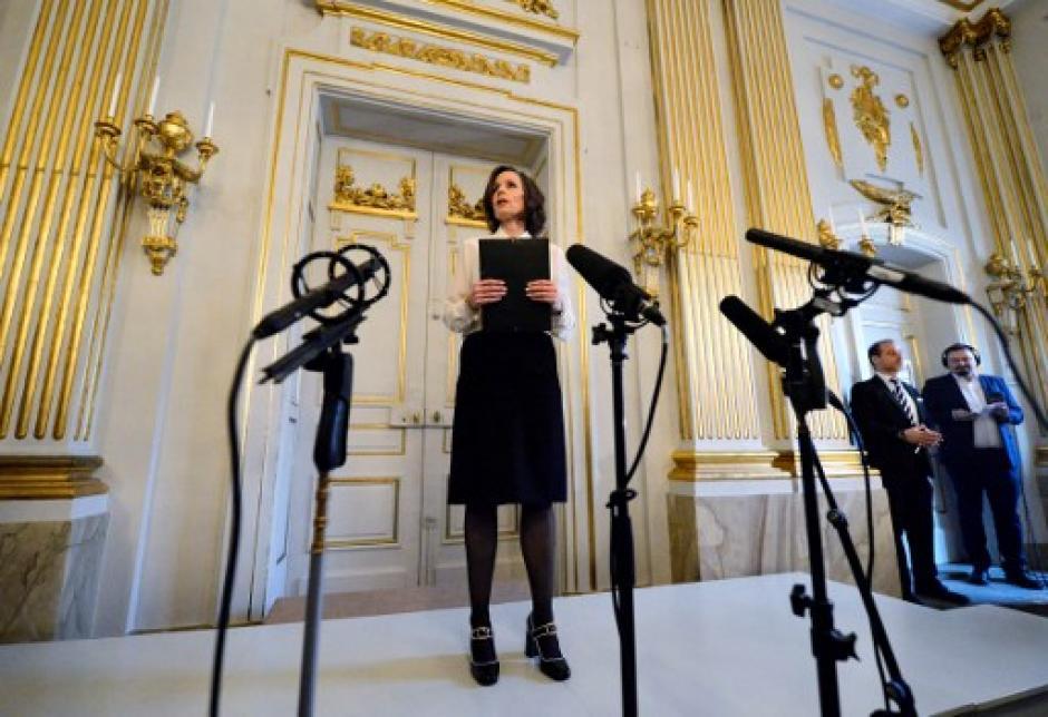 La Academia Sueca señaló que Dylan hace poesía con sus canciones. (Foto: AFP)