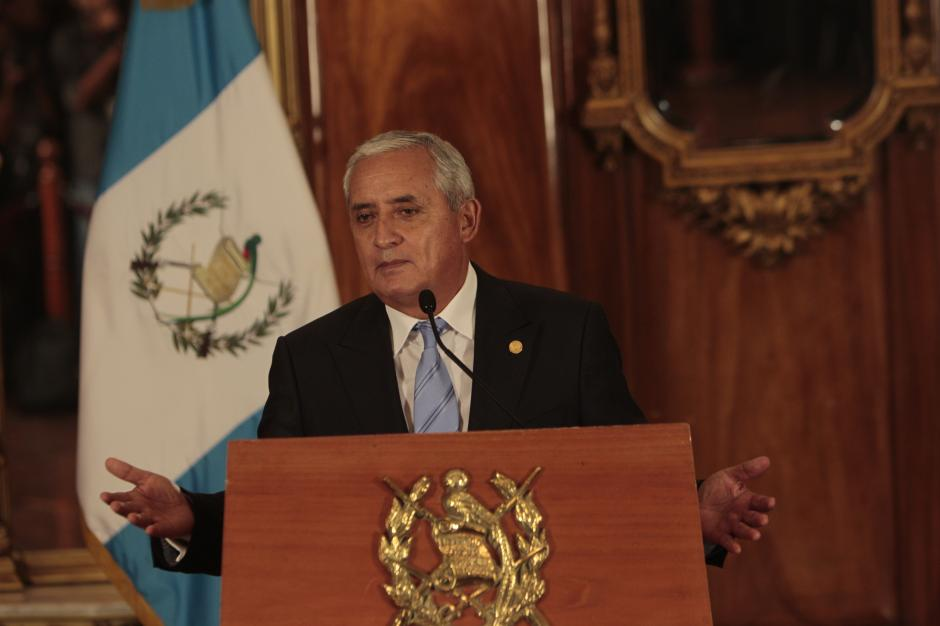 La instancia recomendó a Otto Pérez, prorrogar el mandato de la Cicig hasta 2017. (Foto: Archivo/Soy502)