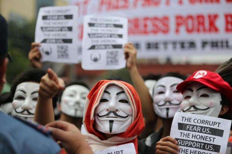 Cozy Bears y Fancy Bears forman parte de Anonymous. (Foto: AP)