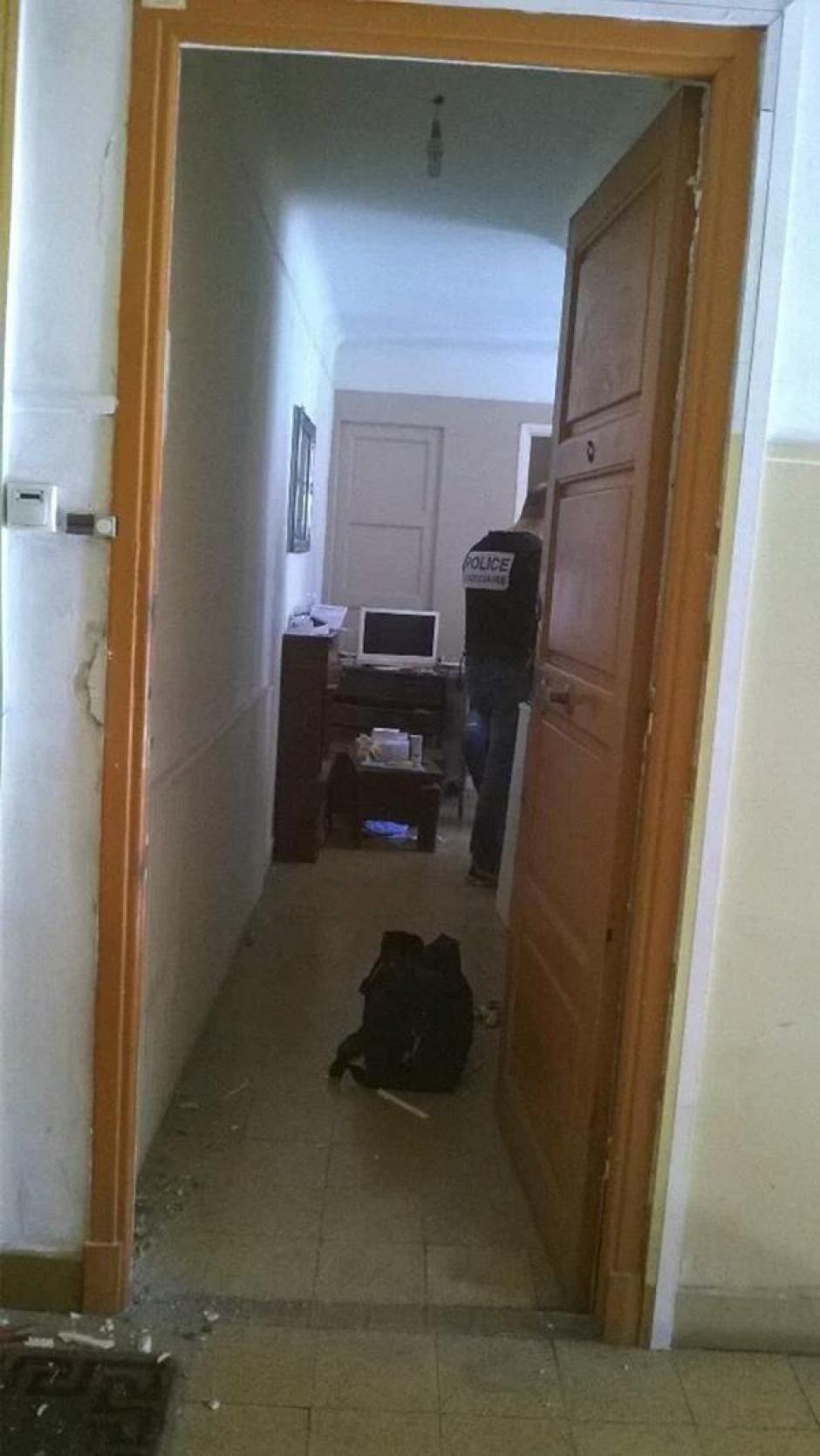 Los agentes buscaban pistas sobre qué alentó a Bouhlel a cometer la masacre. (Foto: Infobae)