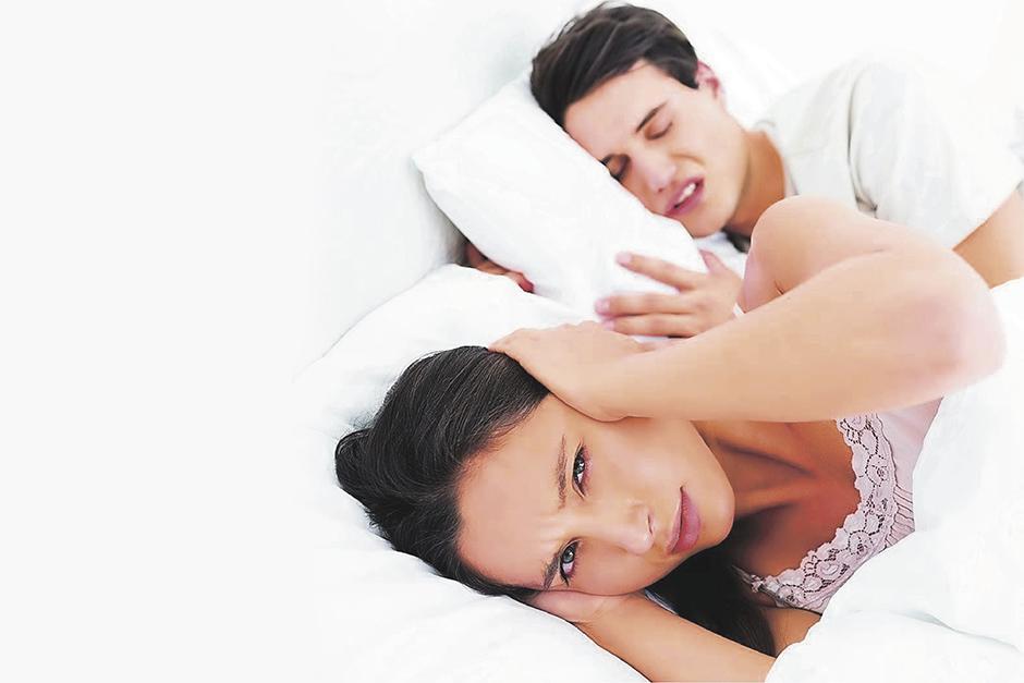 La Apnea del sueño, es el más frecuente de los trastornos respiratorios. (Foto: Archivo)