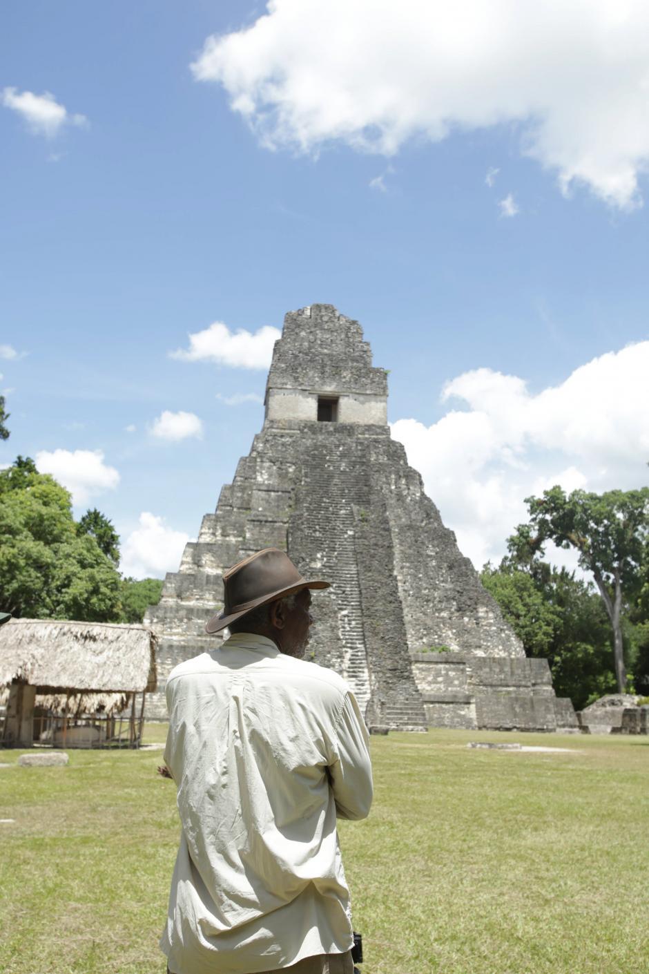 Tikal fue uno de los escenarios de la producción.  (Foto: Cortesía Fox International)