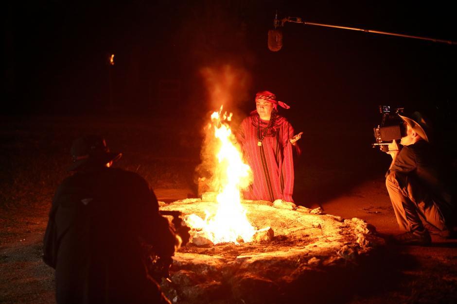 El rodaje se realizó en agosto del 2015 en Petén. (Foto: Cortesía Fox International)
