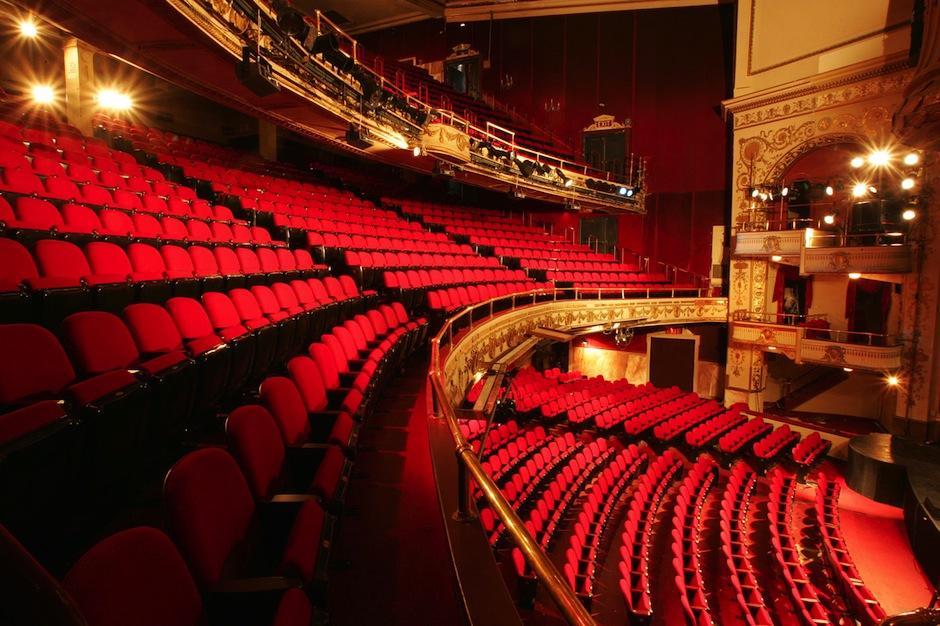 El teatro fue construido en 1913. (Foto: apollotheatre.org)
