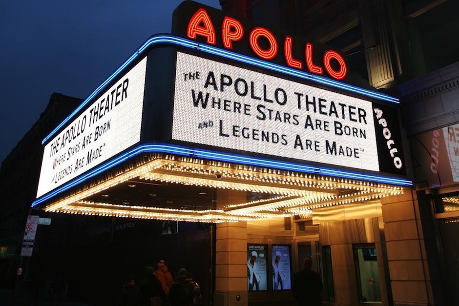 El Apollo es una de las salas más prestigiosas de Nueva York. (Foto: timeout.com)