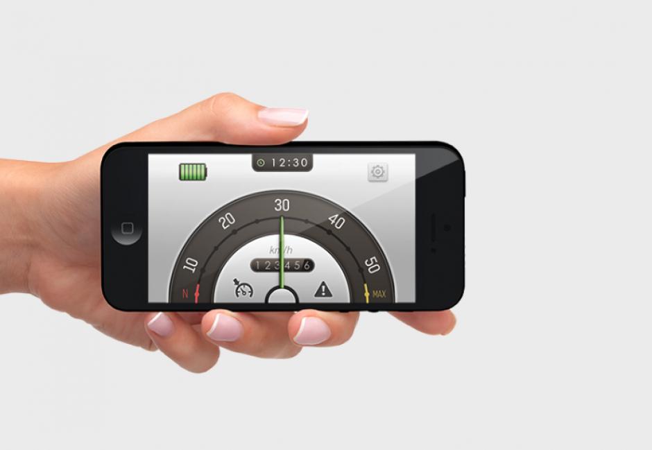 Su app exclusiva convierte tu iPhone en un completo centro de control.