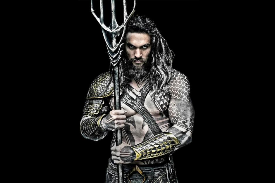Jason Momoa interpretará a Aquaman. (Foto: Askmen.com)