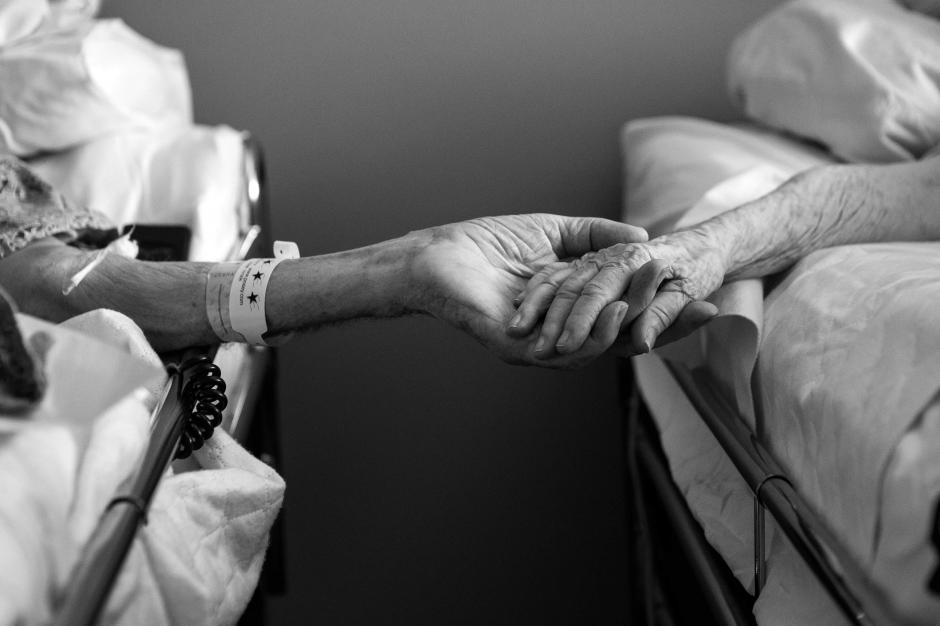 La pareja vivió 77 años juntos. (Foto: Archivo)