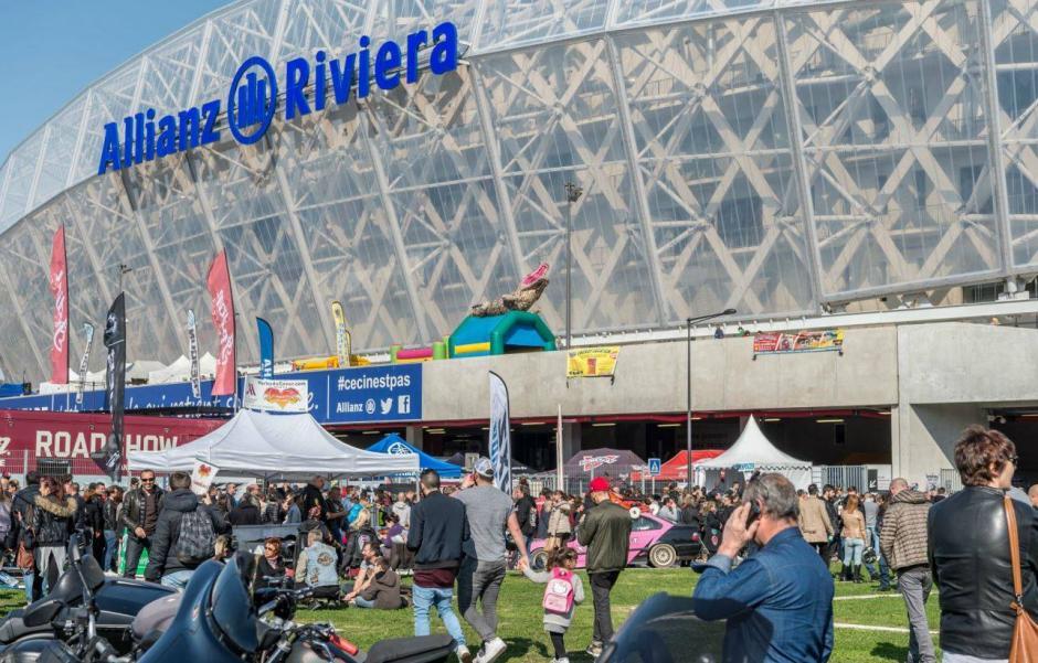 El estadio está catalogado como ecológicamente amigable. (Foto: Facebook/Allianz Riviera)