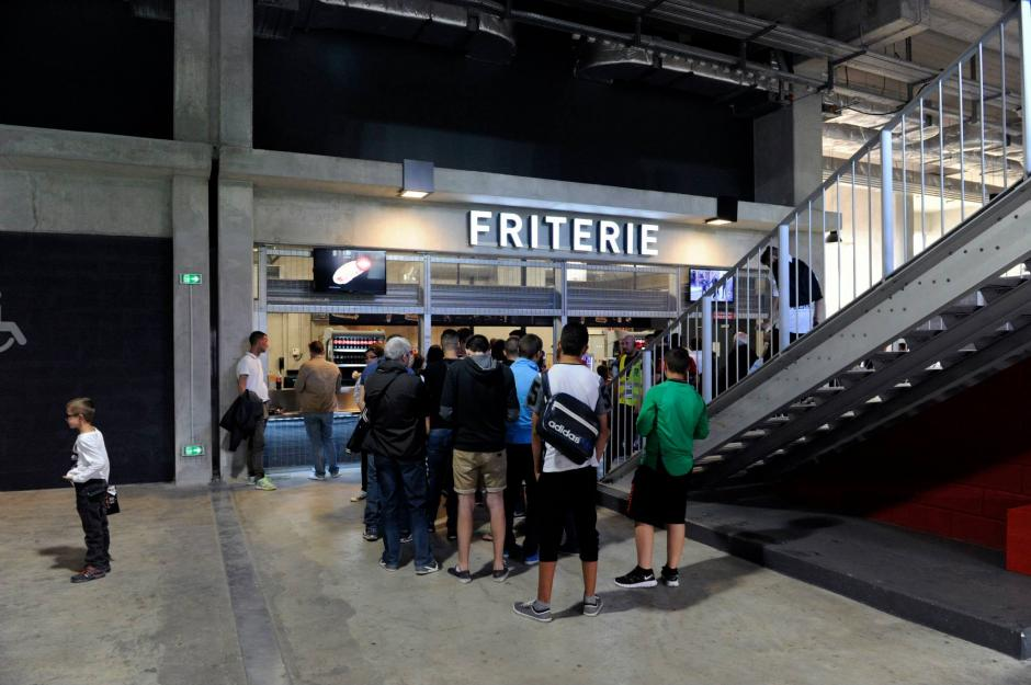 El estadio cuenta con un museo, tiendas y restaurantes. (Foto: Facebook/Allianz Riviera)
