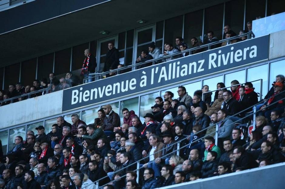 El recinto deportivo es sede del equipo de fútbol OGC Niza. (Foto: Facebook/Allianz Riviera)