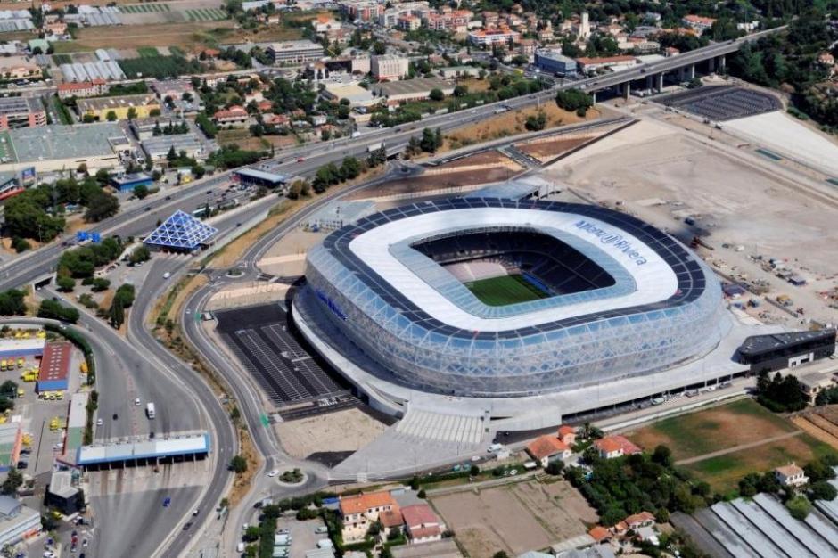 El Allianz Riviera será el escenario de un juego de los octavos de final. (Foto: skyscrapercity.com)