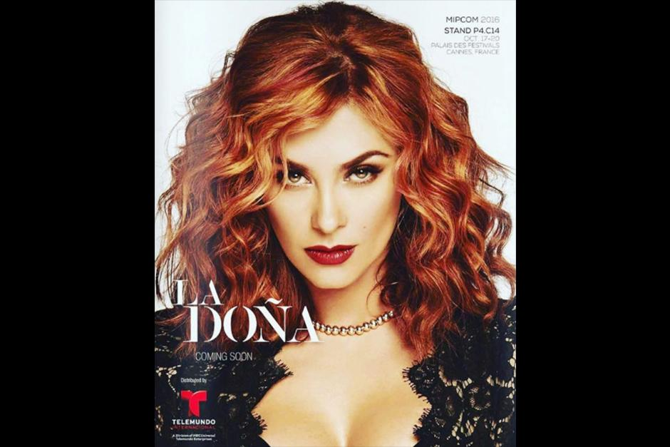 """""""La Doña"""" se estrenará el 29 de noviembre. (Foto: Instagram)"""