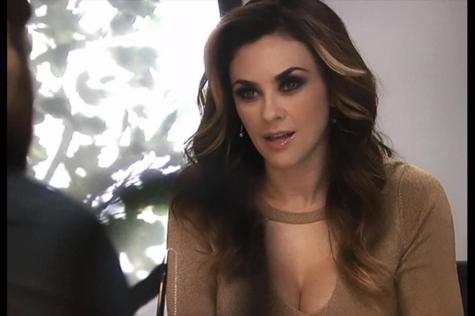 En esta nueva historia, la actriz le dará vida a Altagracia. (Foto: Instagram)