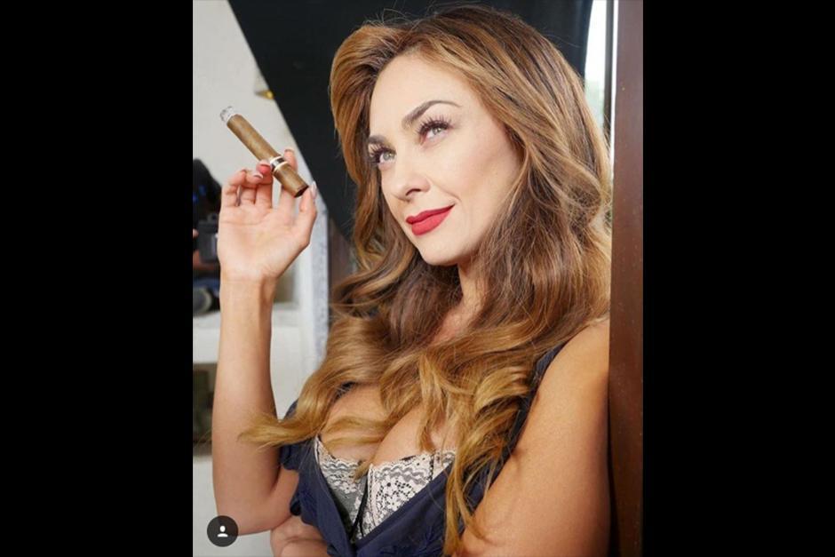 La Doña es su tercer protagónico en la cadena Telemundo. (Foto: Instagram)