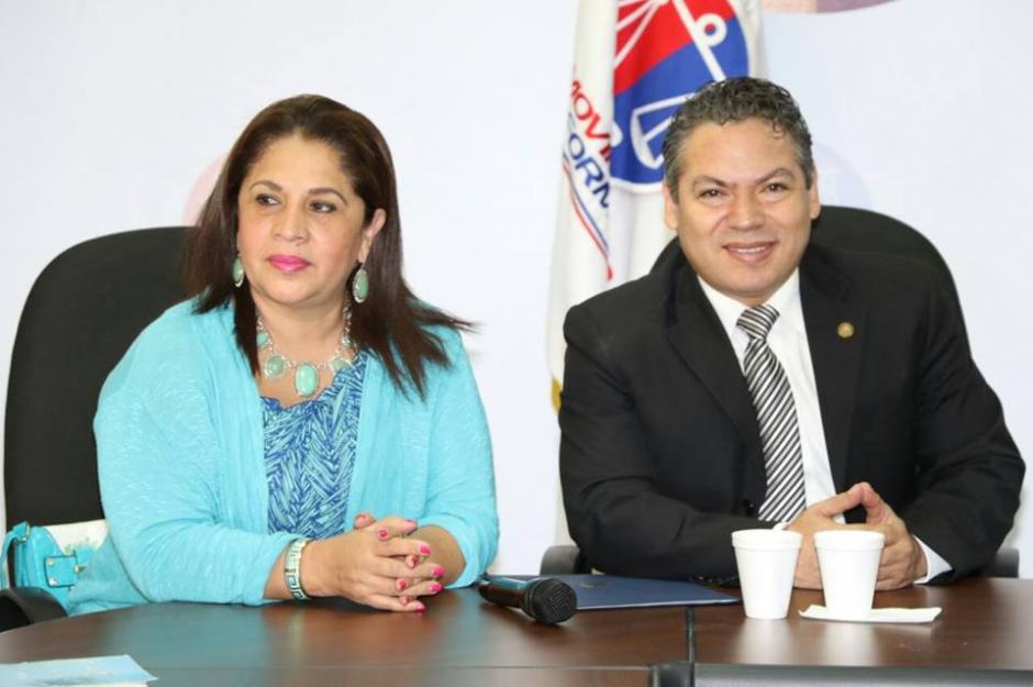 Aracely Chavarría ocuparía una secretaría. (Foto: Aracely Chavarria/Facebook)