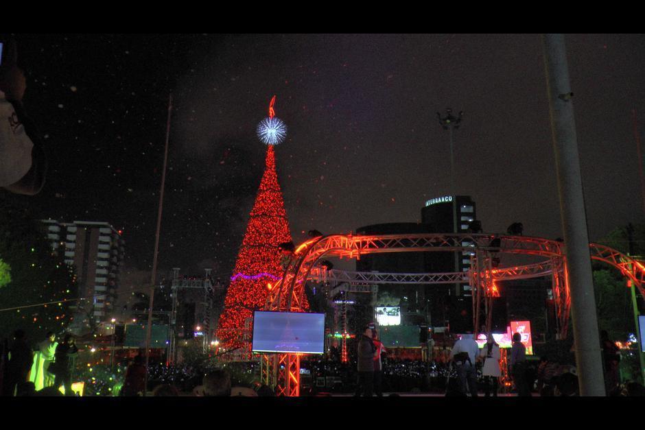 El festival da inicio a la temporada navideña en el país. (Foto: Archivo/Soy502)