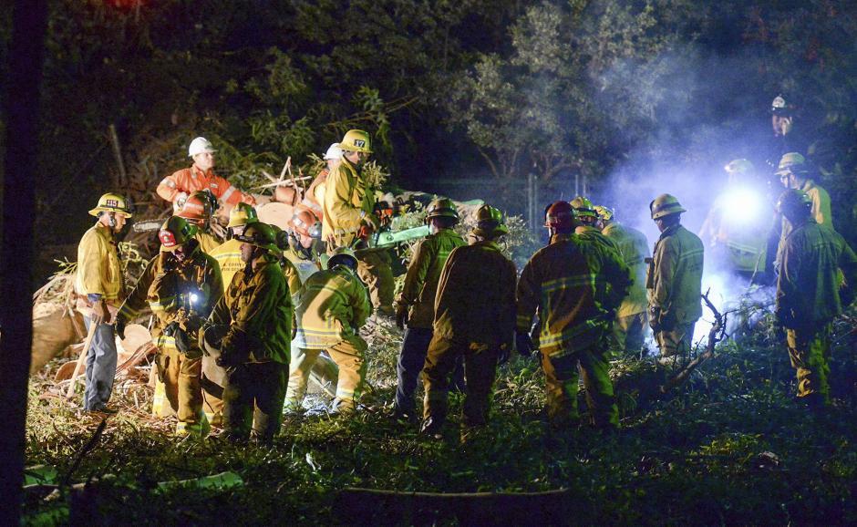 Una persona falleció en el lugar y seis más resultaron heridas. (Foto: El Horizonte)